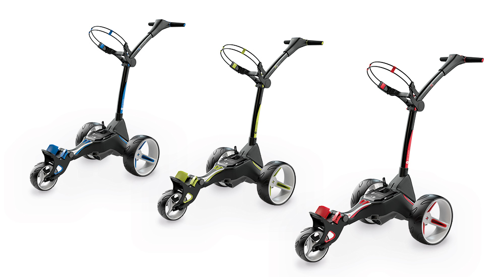Motocaddy M-Series