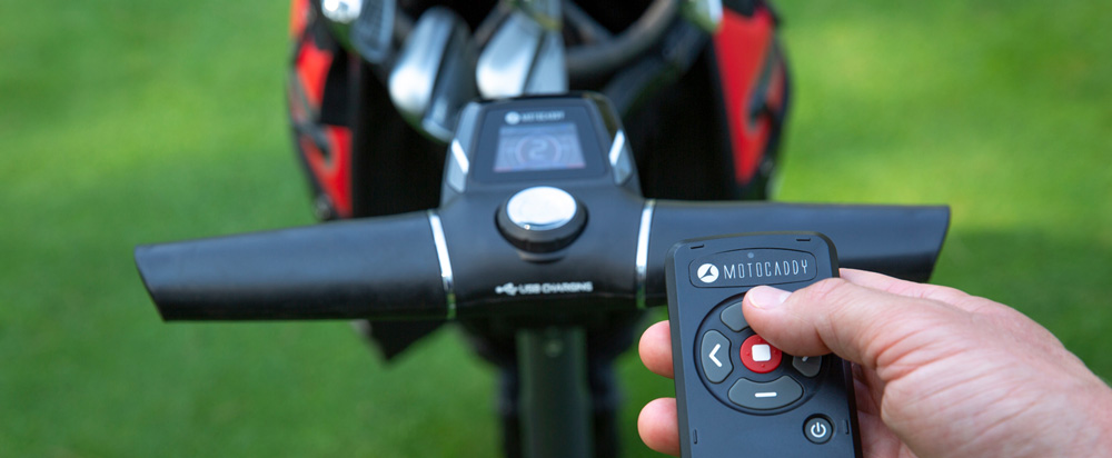 M7 REMOTE Electric Trolley Handle